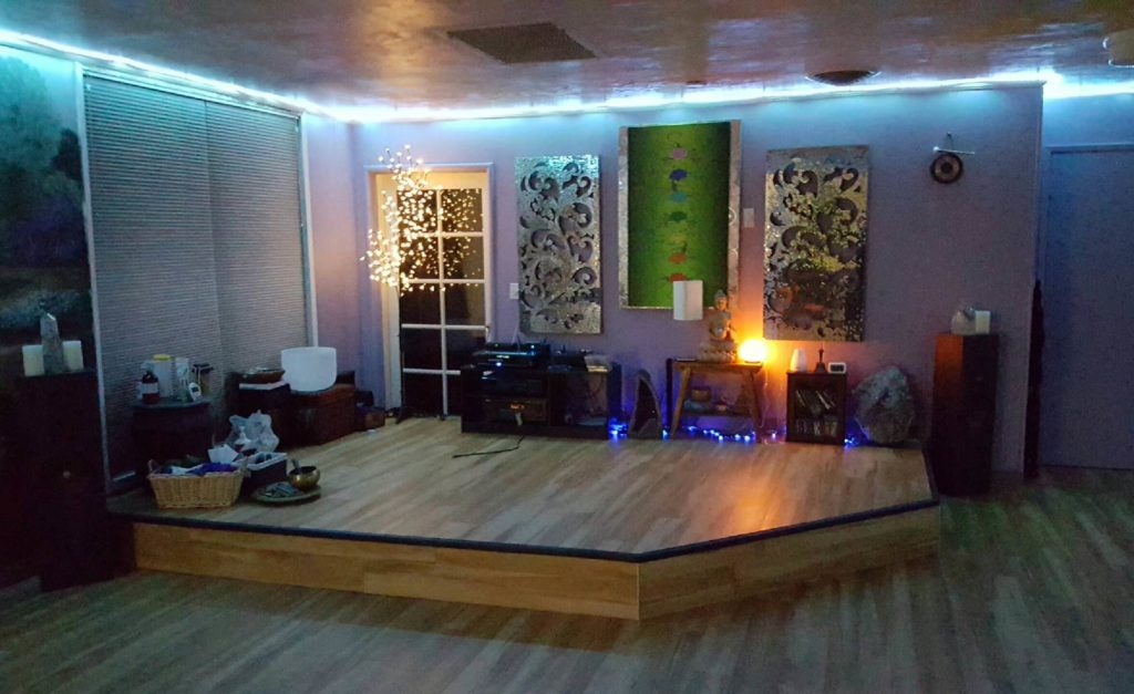 Modesto yoga and meditation center