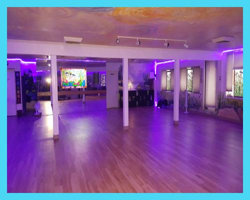 Yoga and meditation studio Modesto CA