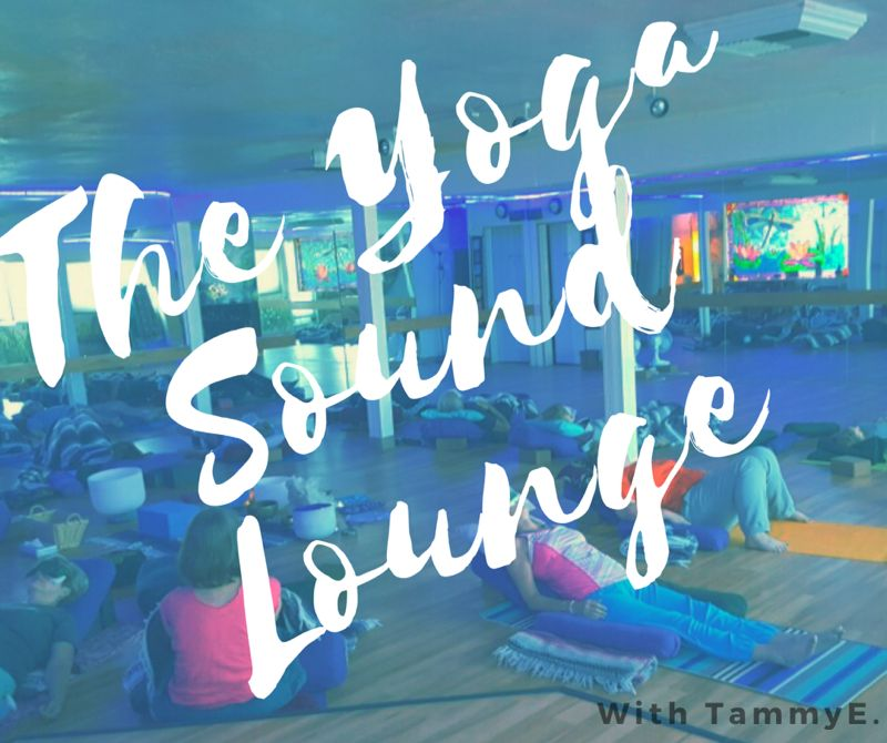 the yoga sound lounge